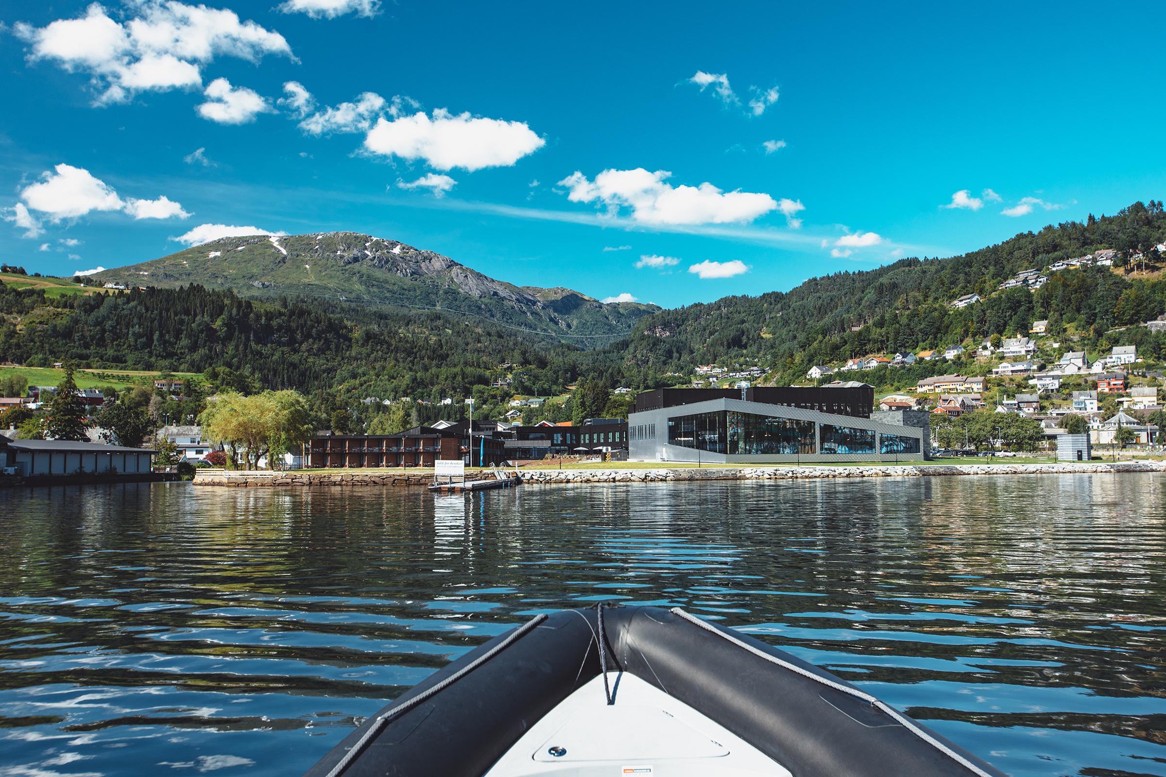 Hardangerfjord Hotell - Foto: Ruben Soltvedt